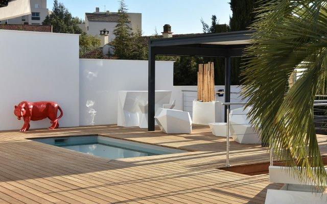 Mobilier et décoration extérieure